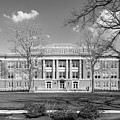 Bowling Green State University Hall by University Icons
