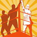 Boxing Champion by Aloysius Patrimonio