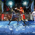 Boxing Night by Murphy Elliott