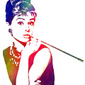 Breakfast At Tiffany's by The DigArtisT