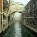 Bridge Of Sighs In Venice by Michael Henderson