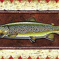 Brown Trout Lodge by JQ Licensing
