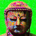 Buddha 20130130m100 by Wingsdomain Art and Photography