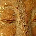 Buddha's Eyes by Julia Hiebaum