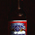 Budweiser - King Of Beers by Wingsdomain Art and Photography