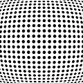 Bulge Dots by Michael Tompsett