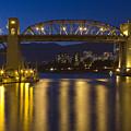 Burrard Street Bridge Vancouver by Naman Imagery