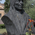 Bust Of Mother Teresa by Fabrizio Ruggeri