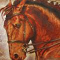 Caballo I by Jose Espinoza