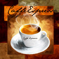 Caffe Espresso by Lourry Legarde