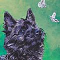 Cairn Terrier by Lee Ann Shepard