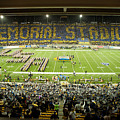 Cal Memorial Stadium On Game Day by Replay Photos
