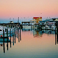 Cape May After Glow by Steve Karol
