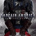 Captain America The First Avenger  by Movie Poster Prints