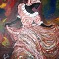 Caribbean Dancer by Laura Fatta