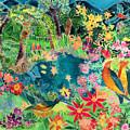 Caribbean Jungle by Hilary Simon