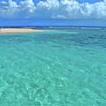 Caribbean Water by Scott Mahon