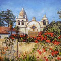 Carmel Mission by Shelley Cost