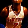 Carmelo Anthony - New York Nicks - Basketball - Mello by Lee Dos Santos