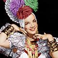 Carmen Miranda, Ca. 1940s by Everett