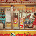 Carnival - The Candy Shack by Mike Savad