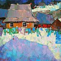 Carpathian Assorted by Anastasija Kraineva