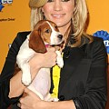 Carrie Underwood At A Public Appearance by Everett