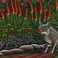 Cat - Bob The Bobcat by Carol Wilson
