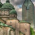 Cathedral by Elisabeth Van Eyken
