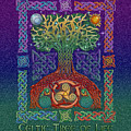 Celtic Tree Of Life by Kristen Fox