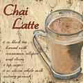 Chai Latte by Debbie DeWitt