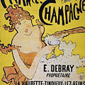 Champagne Poster, 1891 by Granger
