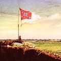 Chapman Fort Sumter Flag by Granger