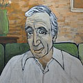 Charles Aznavour by Reb Frost