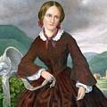 Charlotte Bronte 1816-1855 English by Everett