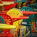 Chat Room by Linda Mishler