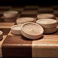Checkers II by Tom Mc Nemar