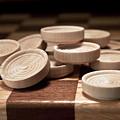 Checkers IIi by Tom Mc Nemar