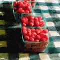 Cherry Tomato Basket by RG McMahon