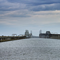 Chesapeake Bay Bridge Maryland by Brendan Reals