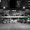 Chicago Train Station by Al Blackford