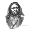 Chief Ouray by Lee Updike
