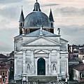 Chiesa Del Redentore Venice by Tom Prendergast