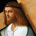 Christ Carrying The Cross by Giovanni Bellini