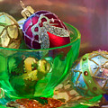 Christmas Ornaments by June Marie Sobrito