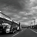 Chrome Tanker by Theresa Tahara