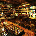 Cigar Shop by Yhun Suarez