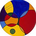 Circles Abstract 1 by Patty Vicknair