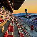 Circuit De Catalunya - Barcelona  by Juergen Weiss
