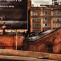 City - Ny - New York History by Mike Savad